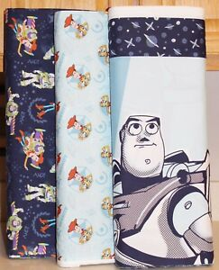 Disney-Toy-Story-Best-Friends-Fabric-Collection-SOLD-SEPARATELY