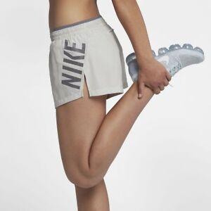 NIKE-ELEVATE-GFX-WOMEN-RUNNING-DRI-FIT-3-034-SHORTS-VAST-GREY-AH6088-092-XL
