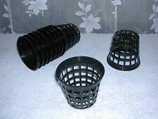 10x  8.5cm  Mesh Pot ,  Hydroponics & Aeroponics. Aquarium, Net Pot
