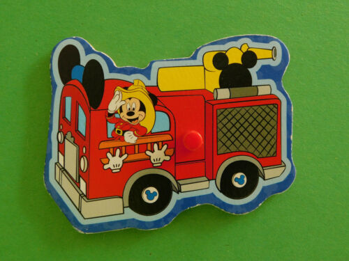 Replacement Piece for the Melissa /& Doug Mickey Mouse Vehicles Puzzle