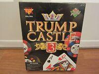 Trump Castle 3 (retail Box Version) Capstone Cd-rom Ms-dos