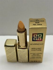 Givenchy Rouge Couture Long Lasting Lipstick (Or Psychedelique 609), As Imaged