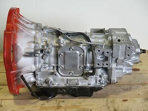 Isuzu Npr Automatic Transmission 99 07 Rnj Nrr Nqr Chevy