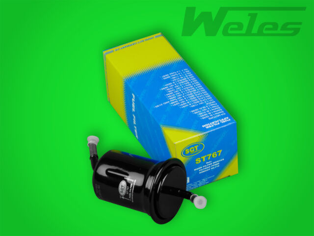 ST767 Kraftstofffilter Benzinfilter KIA PRIDE SEPHIA MAZDA 121 323 MX-3 RX 7