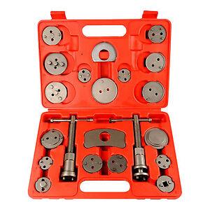 coffret d 39 outils repousse piston trier de frein 22 pi ces avec mallette neuf ebay. Black Bedroom Furniture Sets. Home Design Ideas