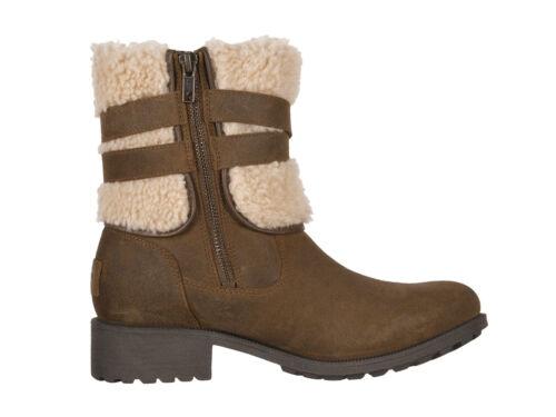 authentisch Neu Frauen Chipmunk 1095153 Leder Iii Boot Ugg 100 Blayre 8qwfTz8r