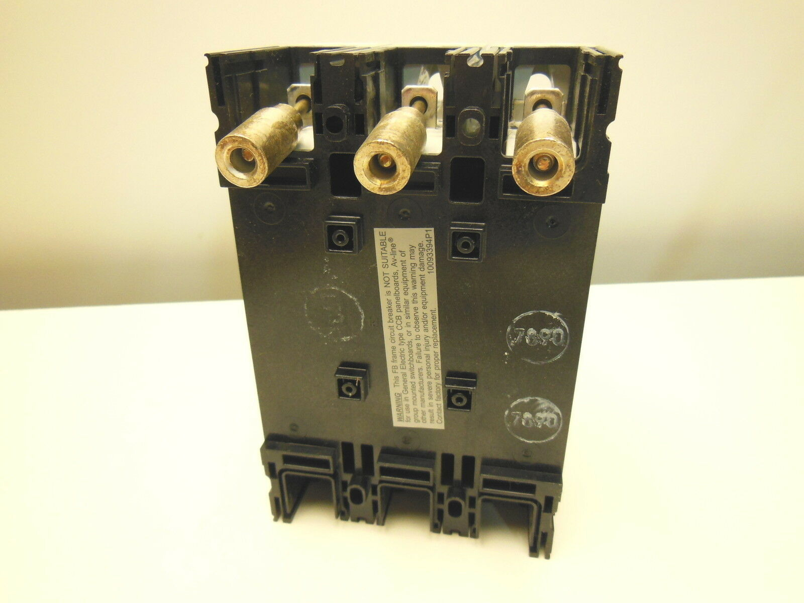 General Electric Circuit Breaker Replacement Zinsco Breakers New Used And Obsolete Breakerconnection Ge Te Amp Pole Volt Record Plus Ebay 1600x1200