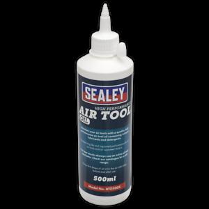 ATO500S-Sealey-Air-Tool-Oil-500ml-Oil-Air-Tool-Accessories-Oil-Air-Tool