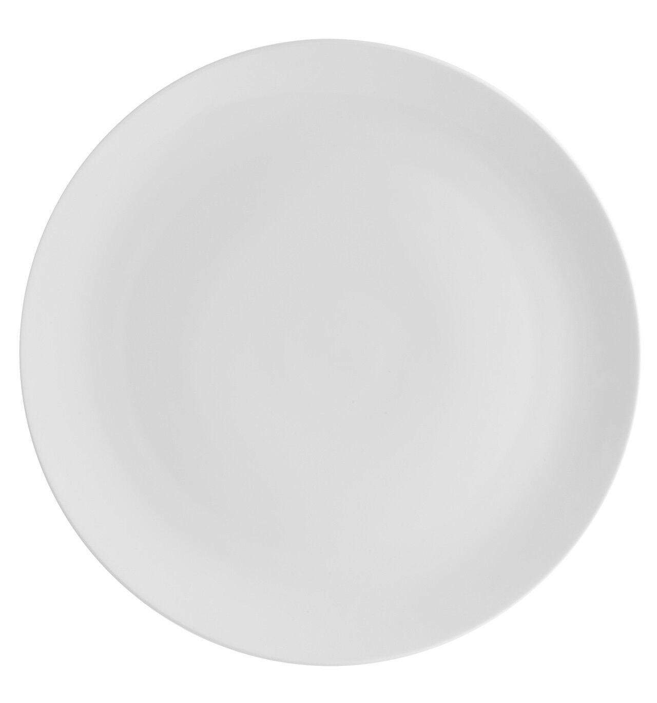 Vista Alegre Broadway blanc Bread & Butter Plate-Lot de 12