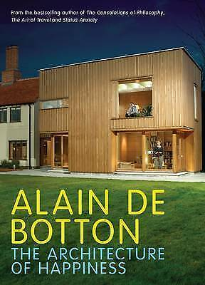 1 of 1 - ALAIN DE BOTTON The Architecture of Happiness
