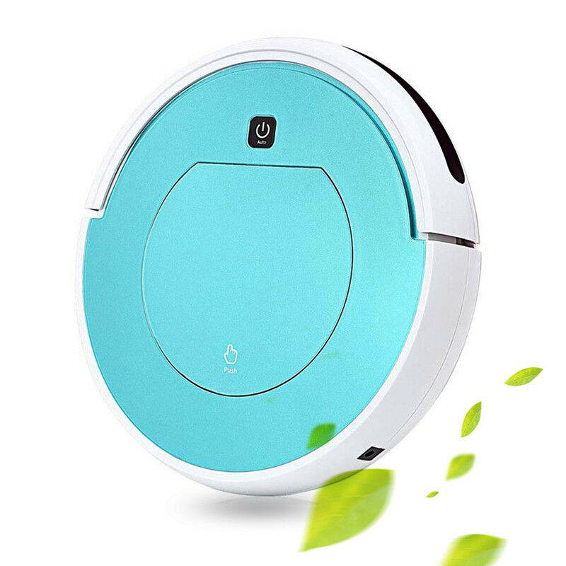 Smart Robotic Vacuum Cleaner Large Mop Floor Sweeper Sweeping  Dusting  Trailing