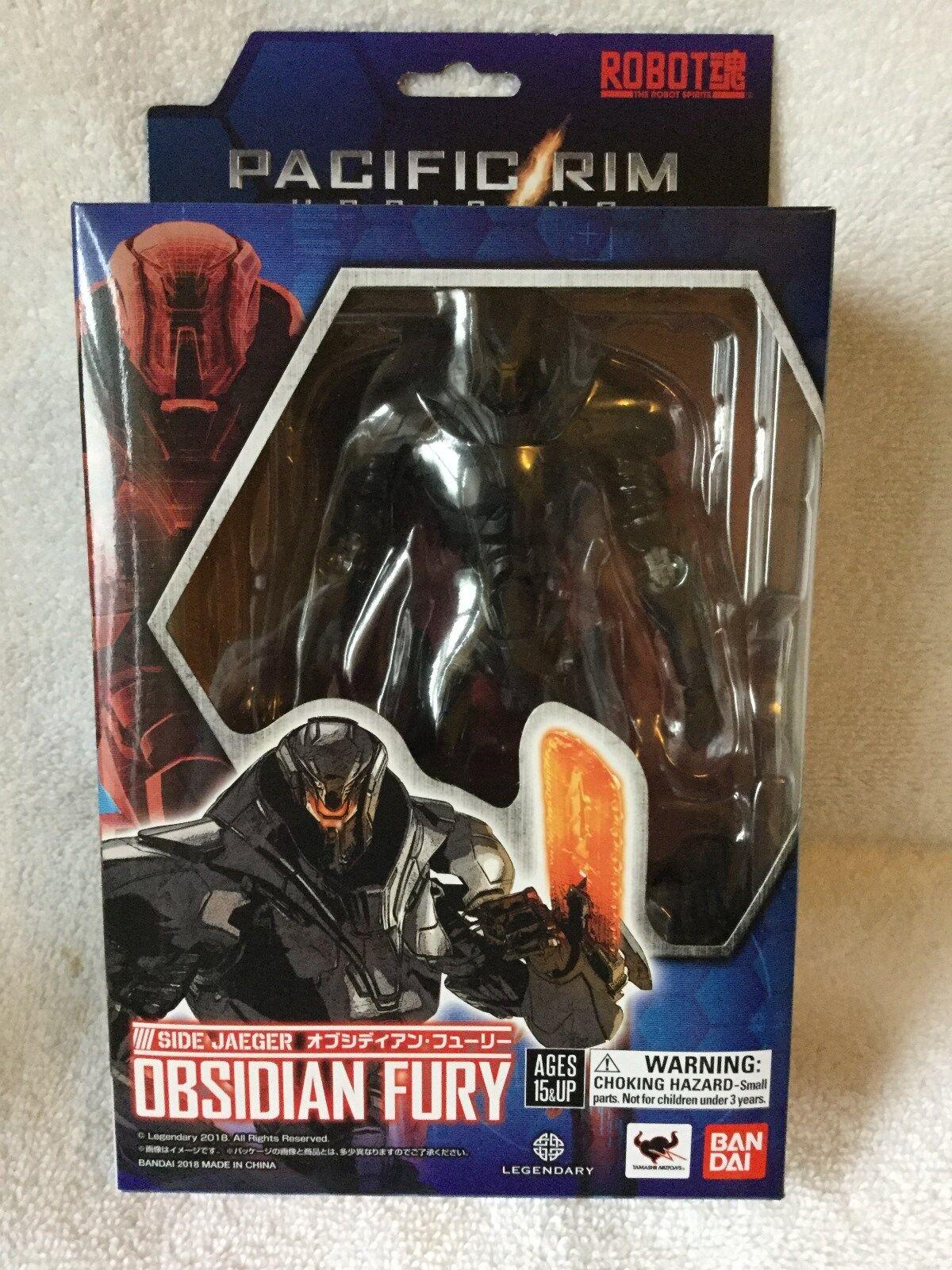 Pacific Rim Uprising Movie Set Obsidian Fury & Guardian Bravo Set MIB New