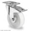 Transportrollen Polyamidrad 160 mm Rad Rolle Schwerlastrollen Lenkrollen Bremse