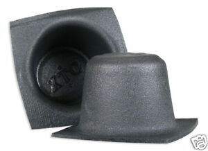 "XTC 5.25"" Foam Speaker Baffles  VXT55 acoustic baffle for 5 1/4"" speaker  1pair"