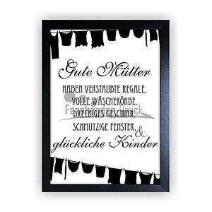 Kunstdruck Im Bilderrahmen Muttertag Mama Geschenk Love Hochzeit