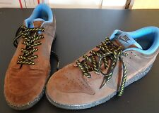 NIKE Men's DUNK LOW CL Shoes 304714-228 Baroque Brown Size 10 Free Shipping