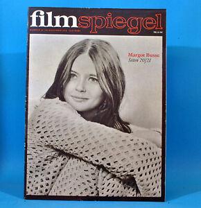 DDR-Filmspiegel-24-1972-Payaso-Ferdinand-Jiri-Vrstala-Margot-Busse-Gerard