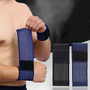 Elastic-Wrist-Hand-Brace-Support-Palm-Wrap-Sleeve-Band-Gift-Traning-Gym-S-K7F3