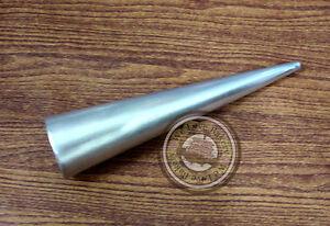 Cream Horn Cornet Aluminium Molds ขนมครีมฮอร์น ขนมหอย