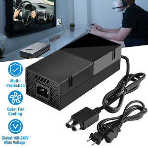 For-Microsoft-XBOX-ONE-Console-AC-Adapter-Brick-Charger-Power-Supply-Cord-Cable