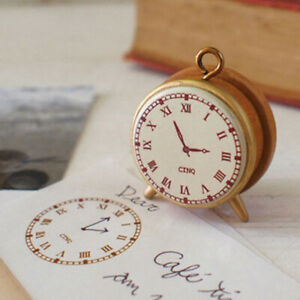 Mini-Vintage-Clock-Stamp-DIY-Wooden-Rubber-Stamps-For-Scrapbooking-BSESQ6Q