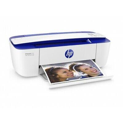 HP DeskJet 3760 Blu Stampante Multifunzione Wi-Fi | eBay