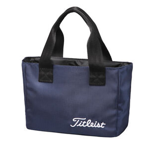 Titleist-Japan-Golf-Round-Tote-Small-Bag-AJMB7-Navy
