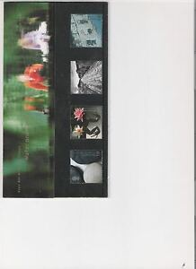 2000-ROYAL-MAIL-PRESENTATION-PACK-WATER-AND-COAST-MINT-DECIMAL-STAMPS