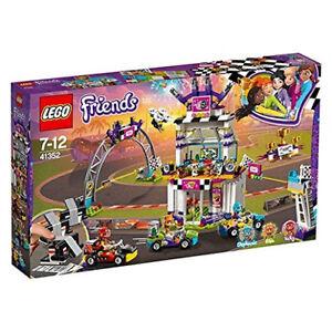 Lego Friends Le Grand Jour De Course 41352 Pour Les Âges De 7 Ans Et Plus Brand New In Box 5702016112047