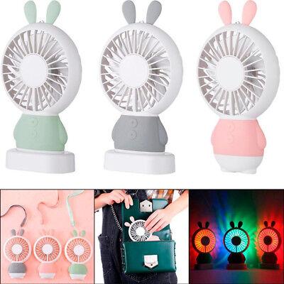 Hanging Neck Fan Voyage Portable Sports De Chargement USB Ventilateur Lazy Mini Ventilateur de refroidissement