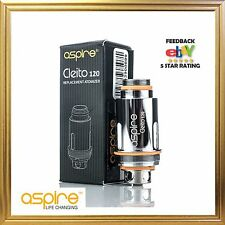 AUTHENTIC CLEITO 120 0.16 Ω REPLACEMENT 5 COILS (1 PACK) FOR CLEITO 120 TANK