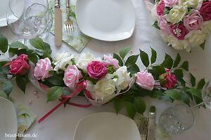 Altargesteck Brauttisch Tischdeko Sehr Edel Braut Hochzeit