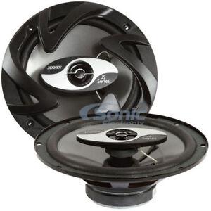 """Jensen JS265 200W 6.5"""" JS Series 2-Way Coaxial Car Stereo Speakers"""