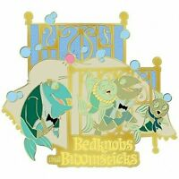 110th Legacy Disney Pin Bedknobs and Broomsticks LE 250 Limited Edition Free Shp