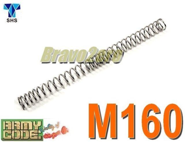 SHS M160 Airsoft AEG Upgrade Spring High Quality Precision 530 FPS STRONG