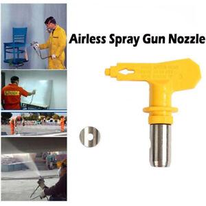 Sans-Air-Spray-Pointe-pour-Wagner-Airless-Pistolet-et-Peinture-Pulverisateur