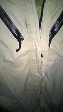 US MILITARY ISSUE JP 8 GORETEX FUEL HANDLERS COVERALLS SMALL