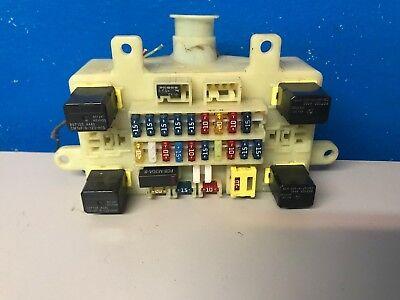1998-2002 HONDA PASSPORT / ISUZU RODEO DASHBOARD FUSE BOX RELAY BLOCK OEM |  eBay | 99 Honda Passport Fuse Box |  | eBay