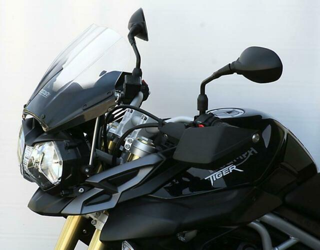 Puig Vario Triumph Tiger 800//XC 11-14/ touring screen smoke grey