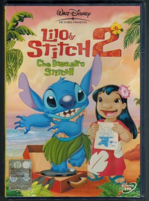 Lilo & Stitch 2 die Desaster Stitch DVD Disney