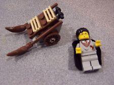 Lego Harry Potter Minifig Hogwarts Broom Cart Wagon 4867 misc