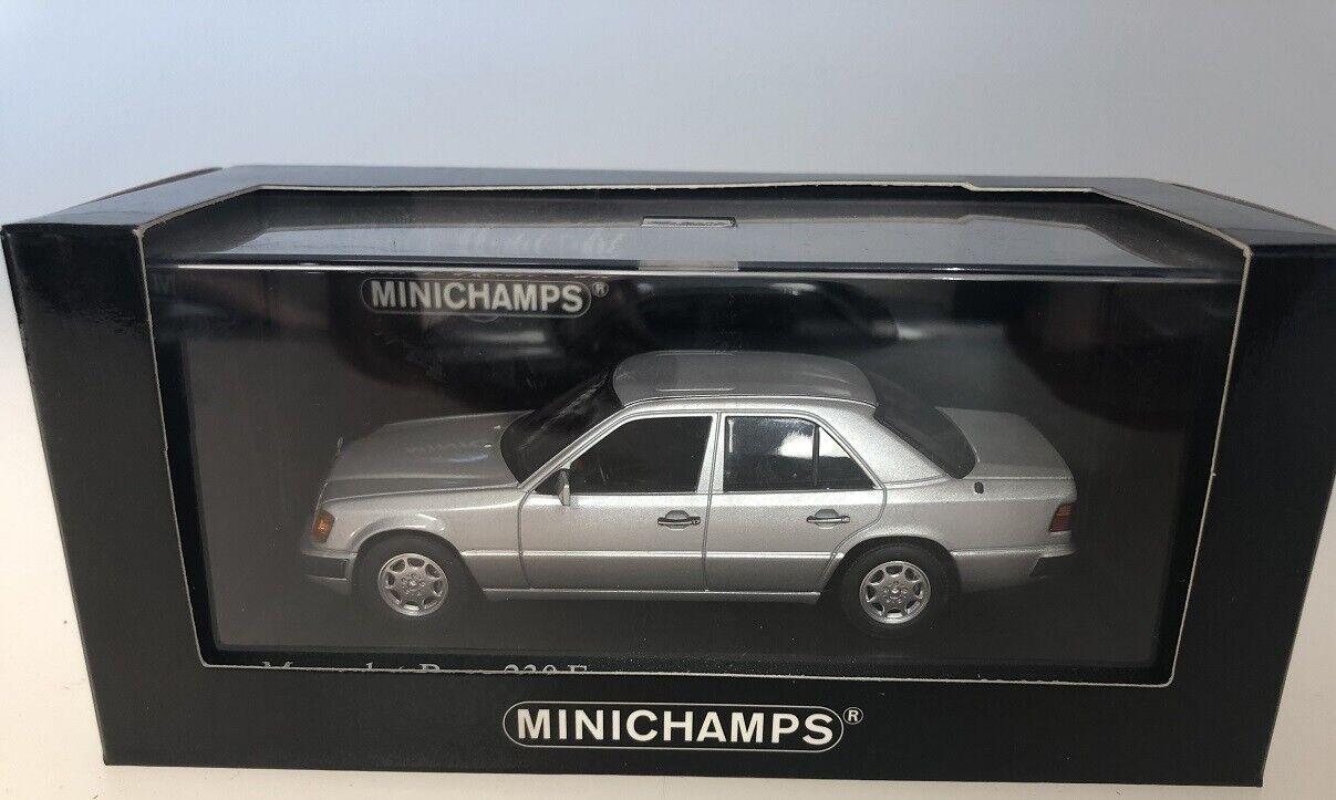1 43 Minichamps Mercedes 230E 1990