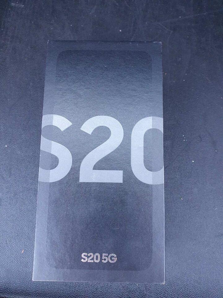 Samsung S 20 5G, 128 gb , Perfekt