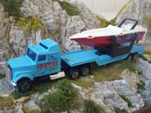 Majorette Shark Hunter 1:87 With Speedboat Modellbau