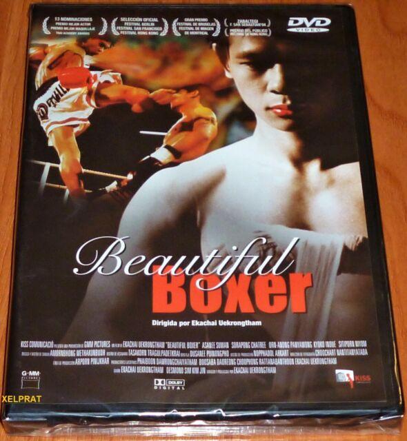 BEAUTIFUL BOXER Ed 2 dvd -DVD R2- English Español Thai - Precintada