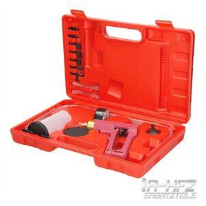 Vakuumtester-Unterdruckpumpe-Entluefter-Bremsenentluefter-Bremsenentlueftungsgeraet