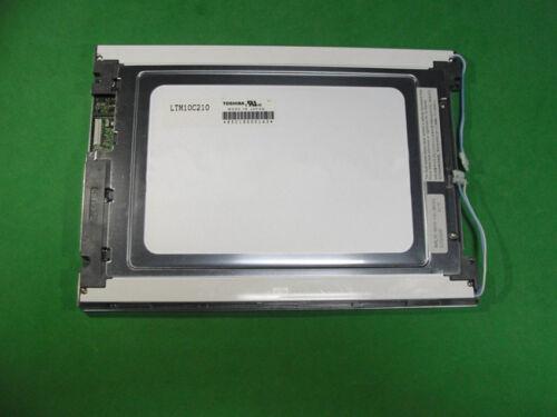 1PC   TOSHIBA LTM10C210 10.4 640*480 TFT LCD Screen display