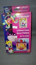 SAILOR MOON -MOON PALACE -  BANDAI 1992 EDIC ESPAÑA NEW! PRECINTED