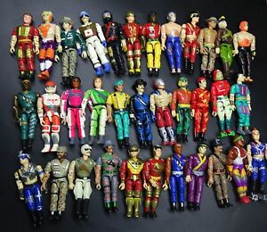 lot-of-12-The-Corps-Special-Forces-lanard-action-figures-by-random-hand-broken