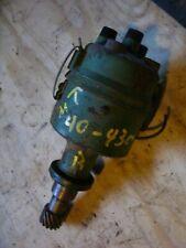 Vintage John Deere 40 430 Tractor Engine Distributor Amp Gear